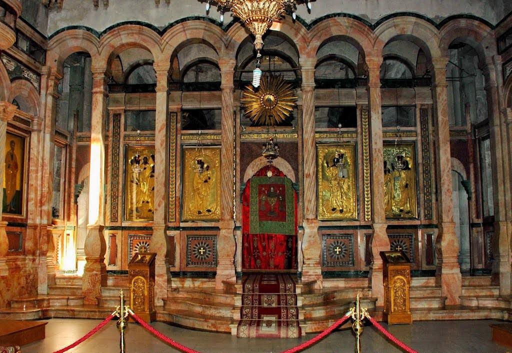 Храм гроба господня в иерусалиме - лилия-тревел.ру.