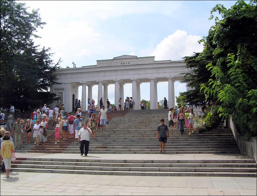 Лучшие места в Севастополе