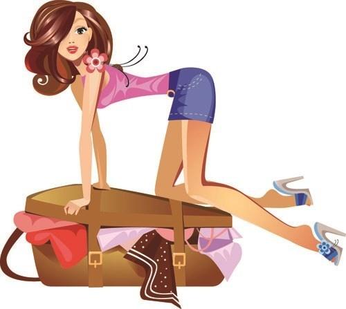 Собрать чемоданы и искать горящие путевки