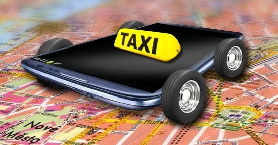 Сделать звонок и вызвать такси в Ницце очень просто